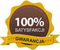 Gwarancja 100% Satysfakcji